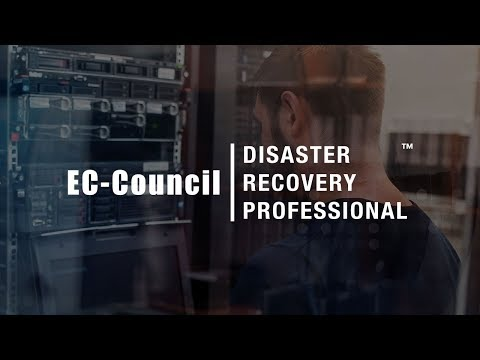 EC-Council Disaster Recovery Professional (EDRP)