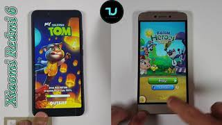 Helio P22 vs Snapdragon 652 Speed test/Gaming/ Xiaomi Redmi 6 vs Leeco CoolPad Cool 1