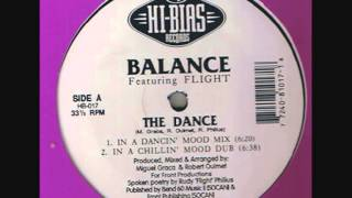 Balance - The Dance (Transient Dub)