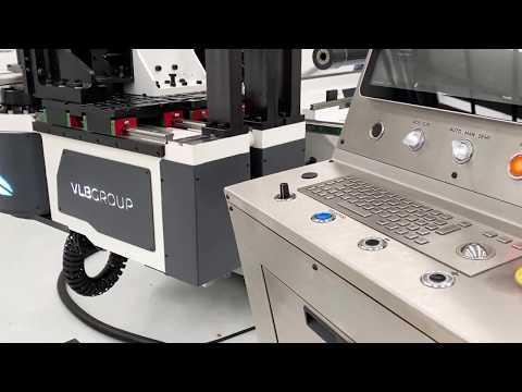 Full electric bending machine EB series VLB Group