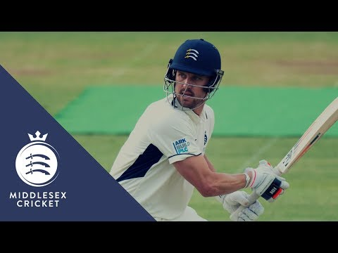 County Championship Match Action - Essex v Middlesex Day Four (29Jun2017)