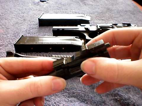 taurus pt99 disassembly and reassembly