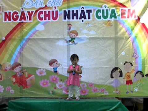 Be May Xanh - Ngay Chu Nhat cua be