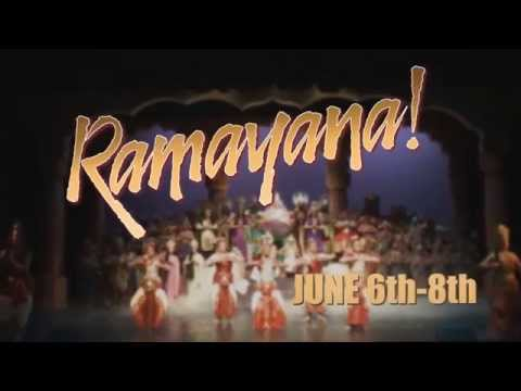 Watch the annual Ramayana enacted by Mount Madonna School students