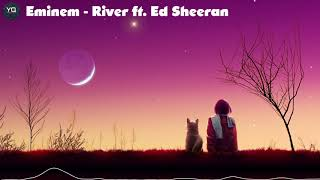 [Nightcore] Eminem - River ft. Ed Sheeran