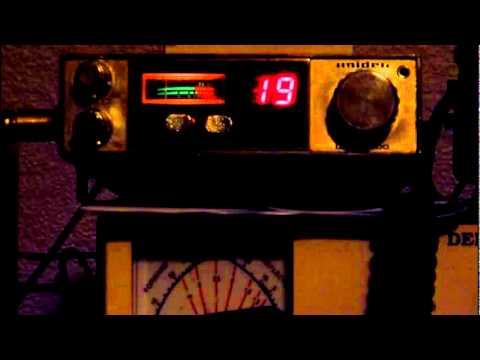 CB Radio Skip.England And Wales Heard From Irvine Ayrshire Scotland.Uniden Uniace 100 (30dec2011).
