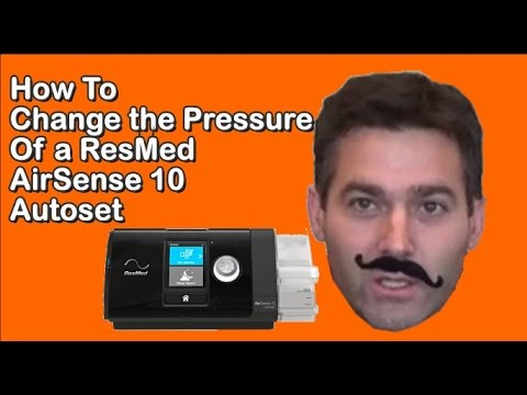 resmed airsense 10 autoset instructions
