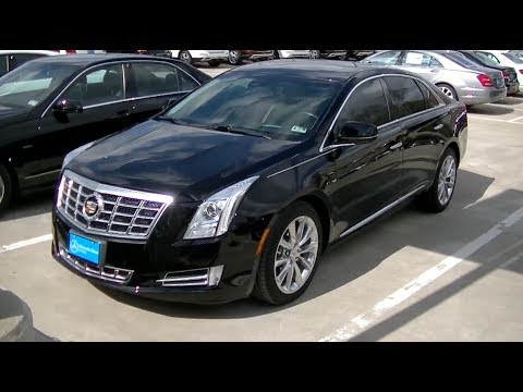 2013 Cadillac Xts Interior Exterior Tour Youtube
