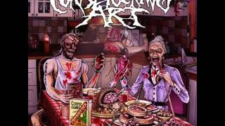 Watch Corpsefucking Art Fucked With The Head In The Oven video
