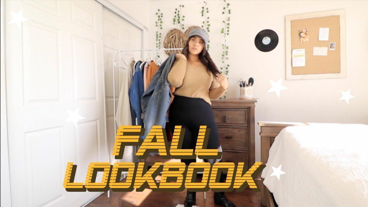 [VIDEO] - Plus Size Fall Lookbook ? 4