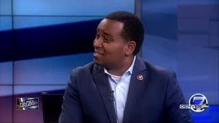 Rep. joe neguse, d-colo., sits down with anne trujillo to discuss the mueller report, his work on states act and what it's like being part of a group ...