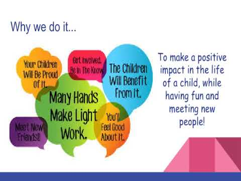Wheeler Middle School PTSO meet and greet slide show