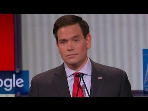 Has Marco Rubio flip-flopped on climate change?