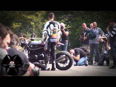 Glemseck 101 2014 Drivers and Bikes Presentation, Cafe Racer