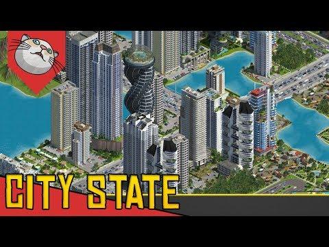 CRIANDO UMA SOCIEDADE LIVRE - CityState [Conhecendo o Jogo Gameplay Português PT-BR]