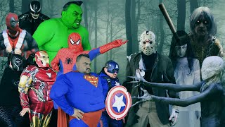 Superheroes In Horror Movies