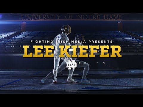Fighting Irish Media Presents: Lee Kiefer