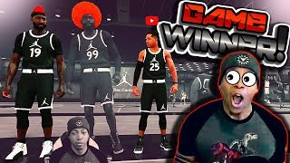 We BLEW A 16 Point Lead! GAME WINNER?! - NBA 2K19