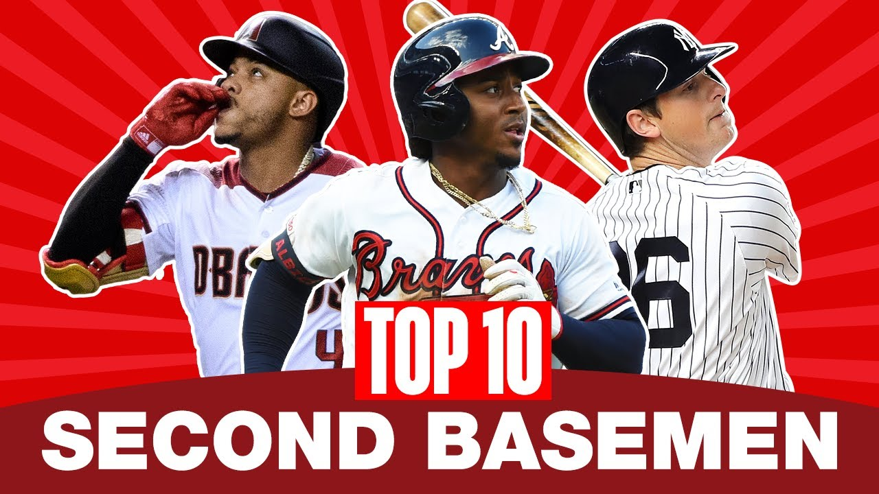 Top 10 Second Basemen in 2020