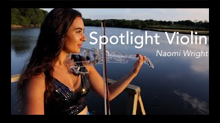 Rather Be - Clean Bandit ft. Jess Glynne | Violin Cover by Naomi Wright from Spotlight Violin