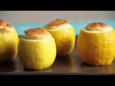 Lemon Souflé