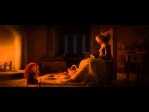 Brave храбрая сердцем мультфильм