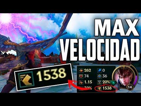 ¡¡DELETEOS A MAXIMA VELOCIDAD!! | EL JUNGLE SIN MANA XD | LoL | SeVenJungle