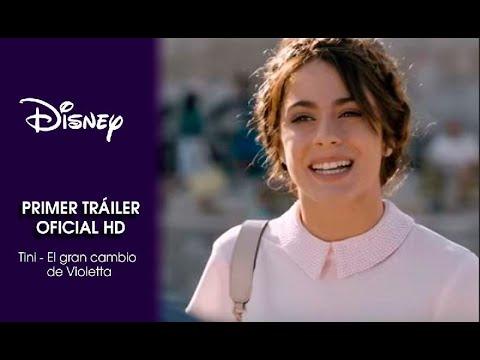 Tini - El gran cambio de Violetta:  Primer Tráiler Oficial | HD