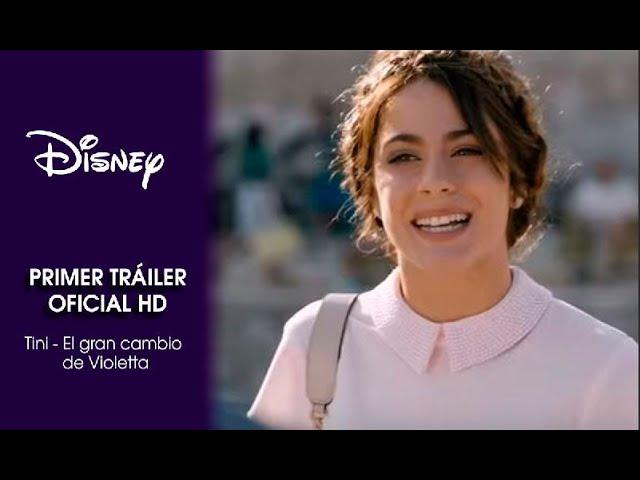 Tini El Gran Cambio De Violetta Primer Tráiler Oficial Hd Youtube
