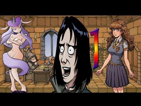 Witch Trainer Part 1