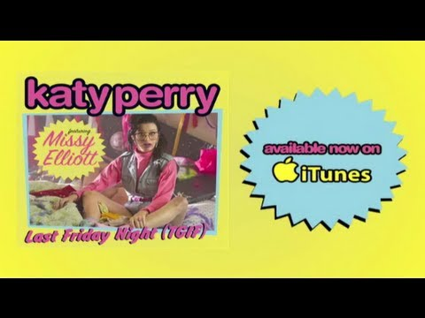 "Katy Perry - ""Last Friday Night (T.G.I.F.) [feat. Missy Elliott]"" Official Lyric Video"
