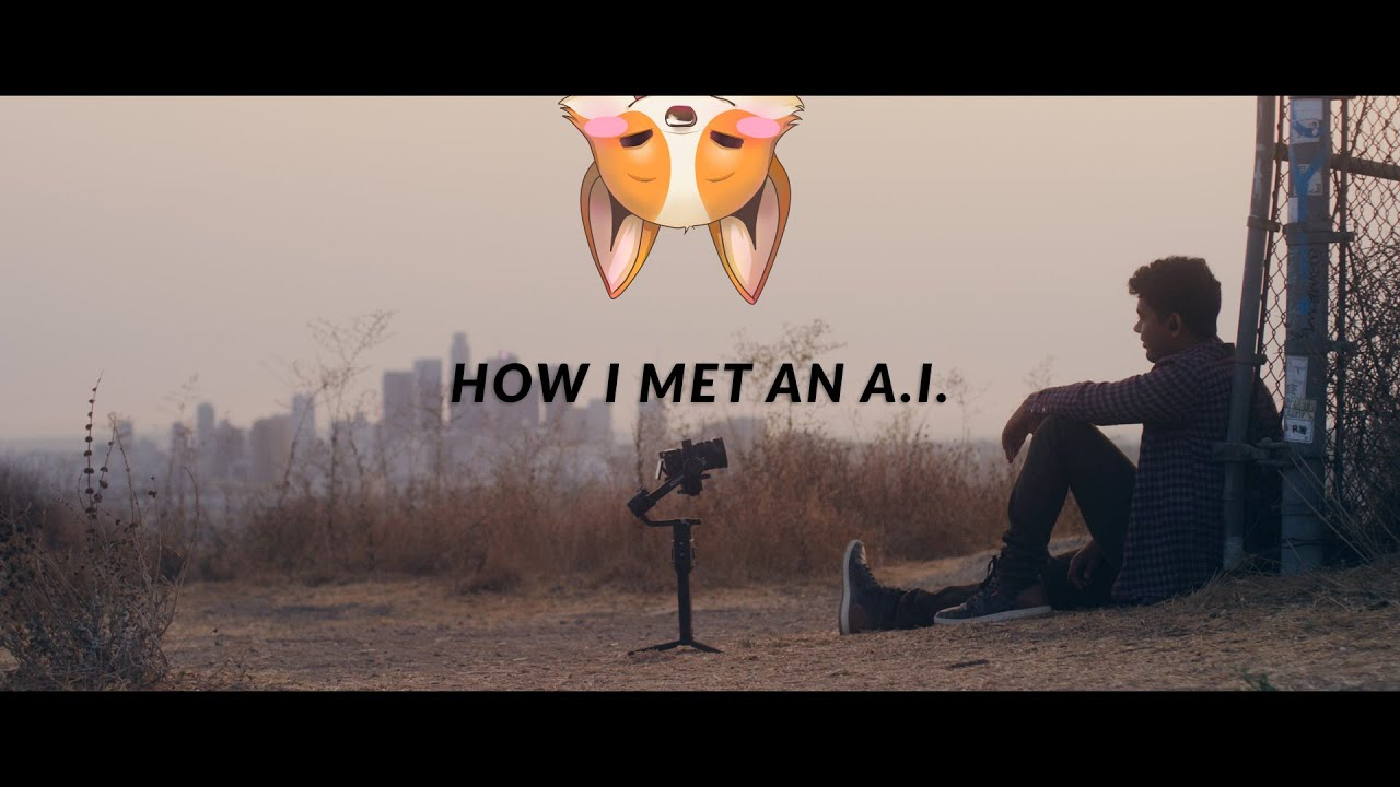 How I met an A.I. | MY RØDE REEL 2020