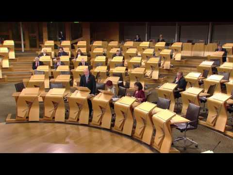 Debate: Local Democracy - Scottish Parliament: 30th November 2016