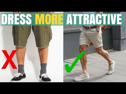 How to Dress In An Attractive Way