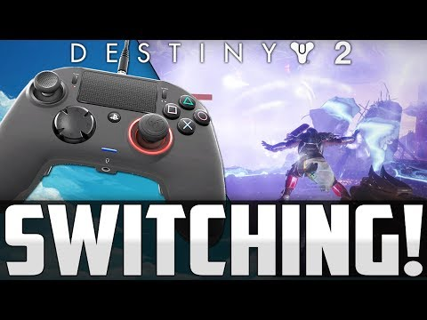 Switching From XBOX To PLAYSTATION For Destiny 2 Beta!? Check Out This!