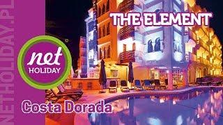 hotel The Element 4* - HISZPANIA Costa Dorada - netholiday.pl