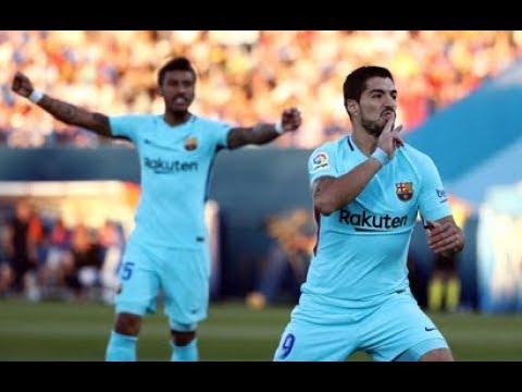 Fc barcelone VS Cd Leganés (3-0) Résumé du 18/11/2017 LIGA thumbnail