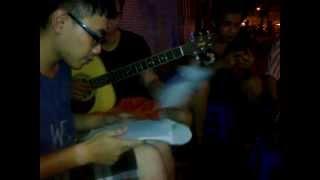 đêm nhạc acoustic - Trà chanh guitar 91 Trần Đại Nghĩa
