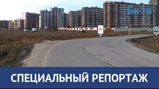 Дороги в Кудрово: сделай сам(Читайте на http://www.bn.ru/articles/2015/03/25/215799.html В областной казне денег на строительство в Кудрово дополнительной..., 2015-03-25T09:34:27.000Z)