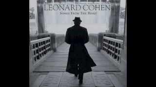 Leonard Cohen ~ Hallelujah (Live version)