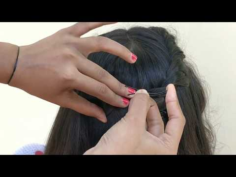 Simple Hairstyle For Everyday thumbnail