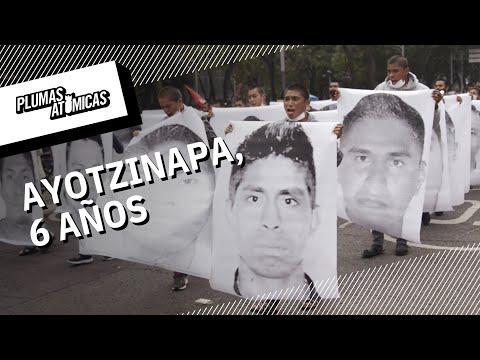 Marcha por los 6 años de Ayotzinapa