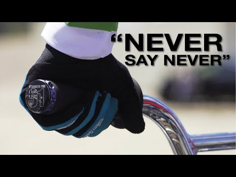 NEVER SAY NEVER -  SAM WILLOUGHBY