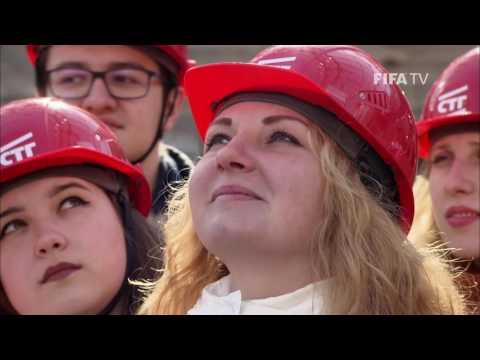 Russia 2018 Magazine: Nizhny Novgorod Stadium update