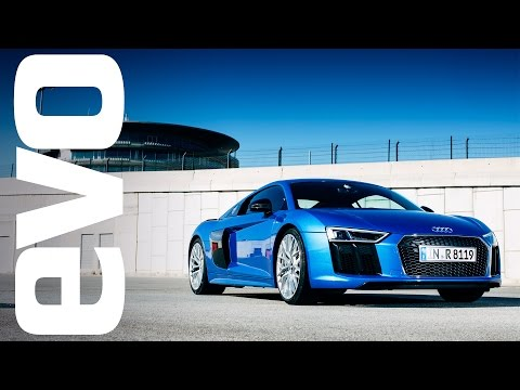 Audi R8 V10 | evo REVIEW