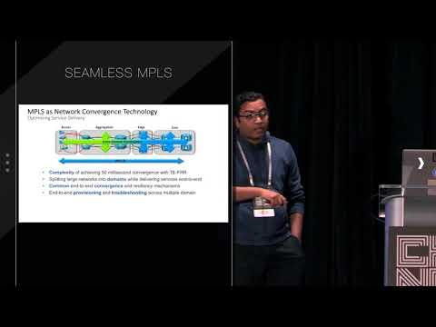Seamless MPLS – Vinit Jain