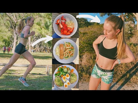 EATING ENOUGH AS AN ATHLETE | Meal Plan Ideas & How To Fuel