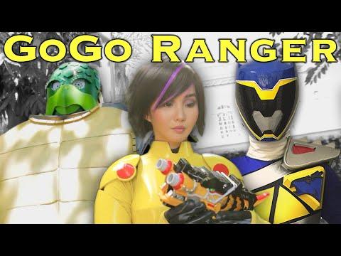 GoGo Power Ranger - feat. Alodia Gosiengfiao [FAN FILM] Power Rangers | Big Hero 6