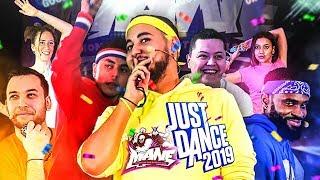 LES MANE TAPENT LEURS MEILLEURES DANSES SUR JUST DANCE !!!