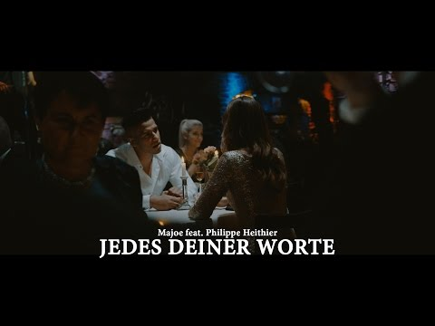 Majoe feat. Philippe Heithier ► JEDES DEINER WORTE◄ [ official Video ] prod. by Juh-Dee